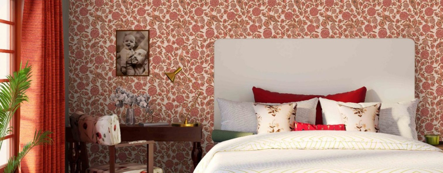 Range Of Wall Coverings Interior Wallpaper For Walls Asian Paints